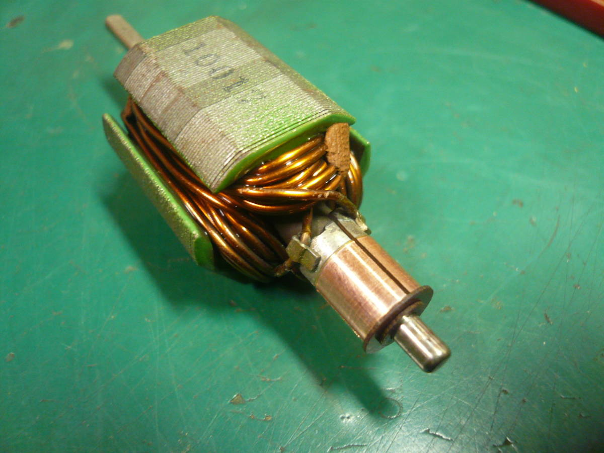 ダイナテック01R用オプションローター17T  タミヤ