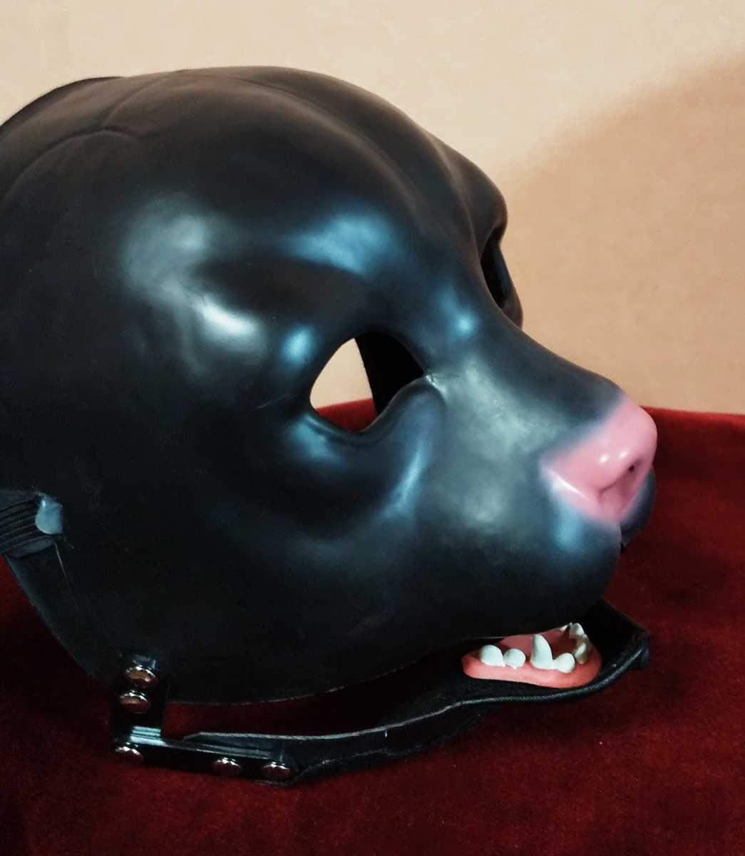 gasumaru獣マスク コスプレ 動物 ホラー ドロヘドロ 猫 犬 狼 猿 能面 フェティッシュ ボンテージ SM 軍装