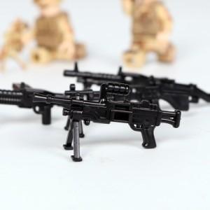 MOC LEGO レゴ ブロック 互換 ARMY ロシア軍特殊部隊 砂漠戦 カスタム ミニフィグ 6体セット 大量武器・装備・兵器付き D218_画像2