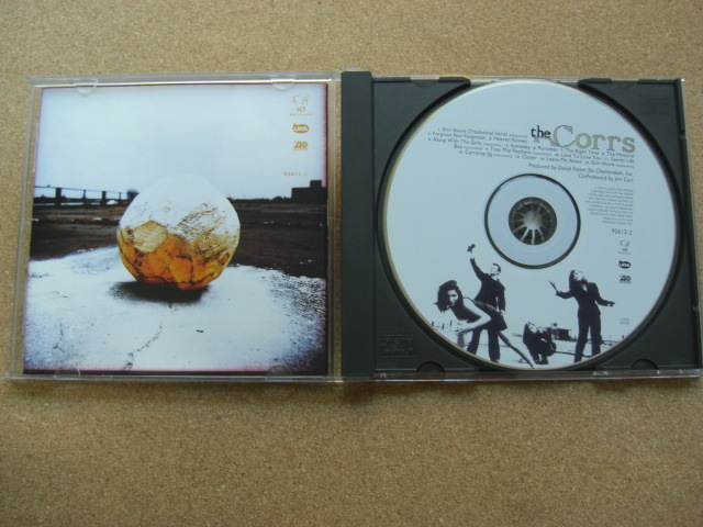 *The Corrs/Forgiven, Not Forgotten (92612-2)(輸入盤)_画像2