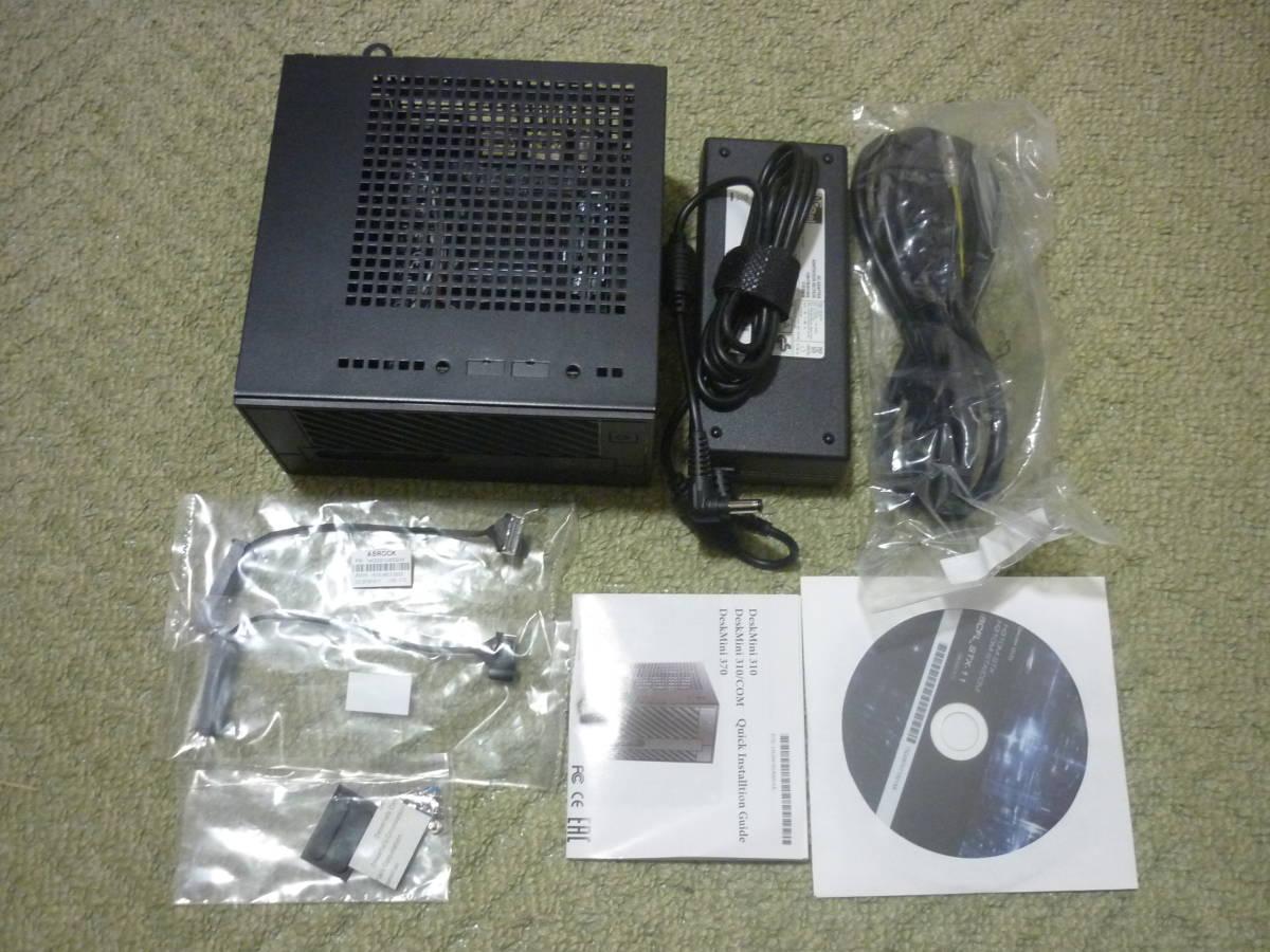 ASRock DeskMini 310/B/BB/JP