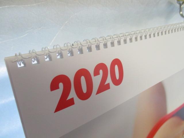 WURTH ウルト 2020 カレンダー ポスター 壁掛け 非売品 新品 未使用_画像3