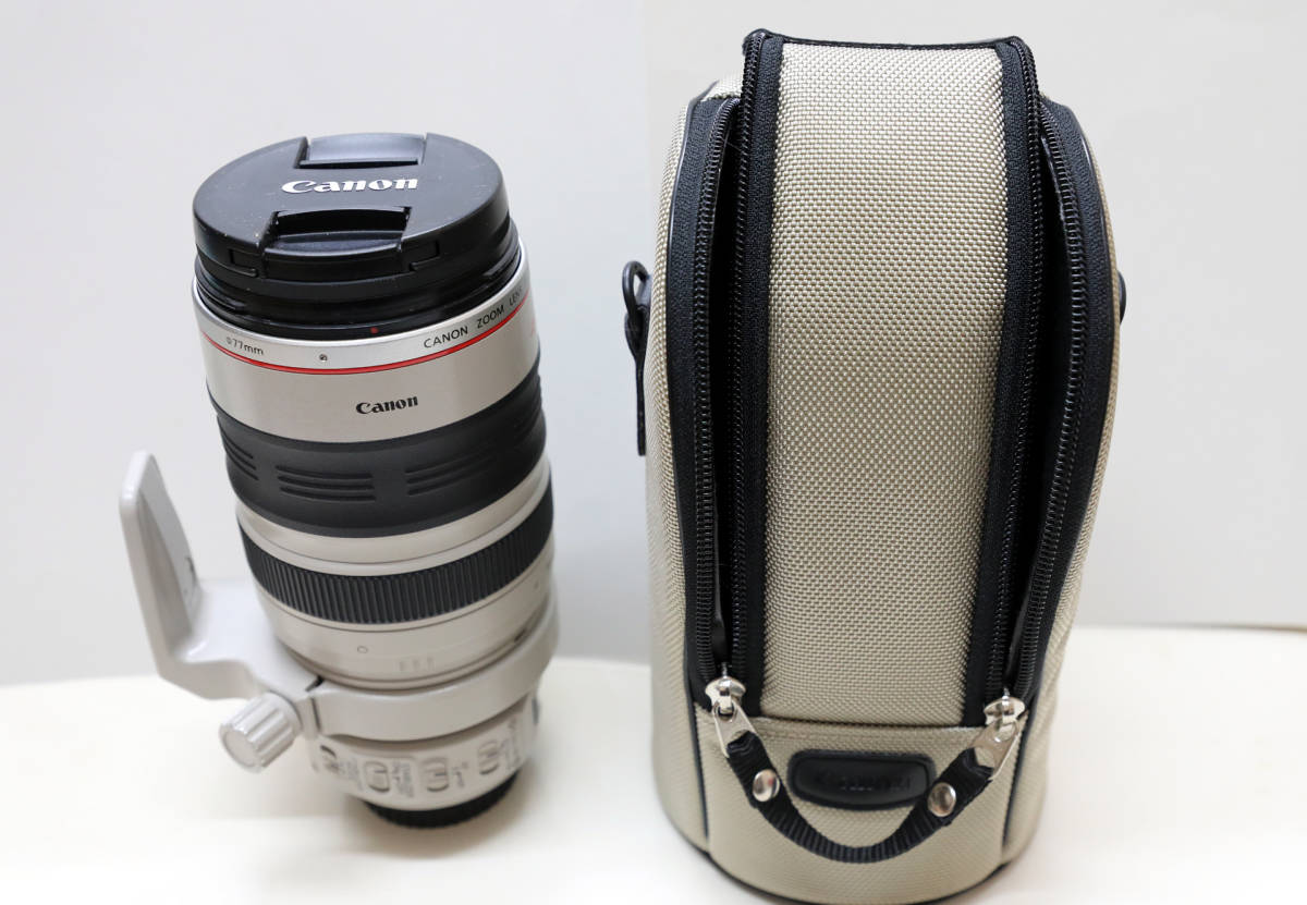 【美品】Canon EF28-300mm F3.5-5.6L IS USM おまけあり