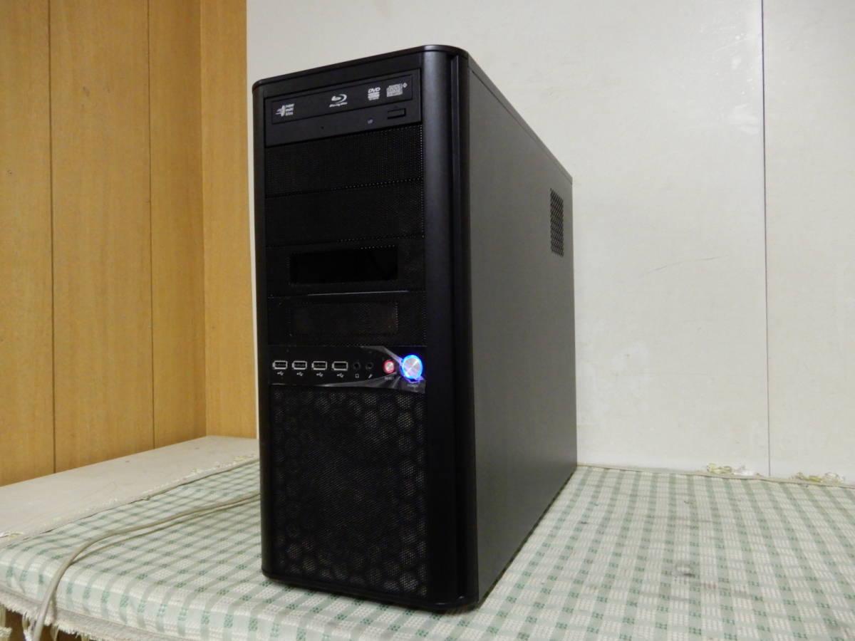 Diginnos GALLERIA Core i7-4790 16GB デスクトップPC ジャンク品