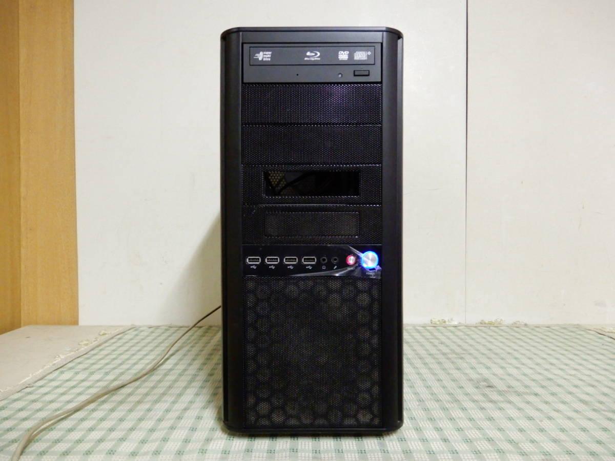 Diginnos GALLERIA Core i7-4790 16GB デスクトップPC ジャンク品 _画像2