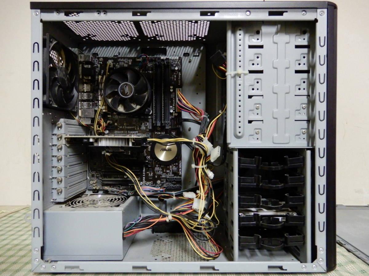 Diginnos GALLERIA Core i7-4790 16GB デスクトップPC ジャンク品 _画像5