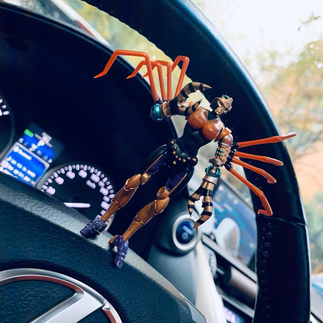 新品Transxform Elemxent BW MM001 蜘蛛 変形ロボット toys_画像6