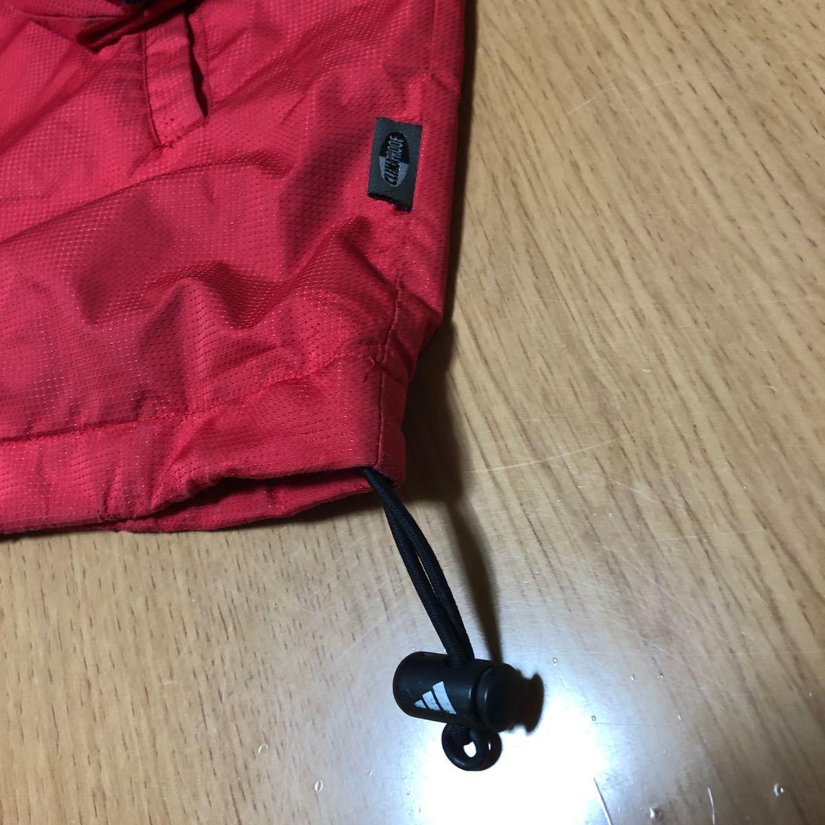 adidas  ウィンドブレーカー ナイロンジャケット アディダス M