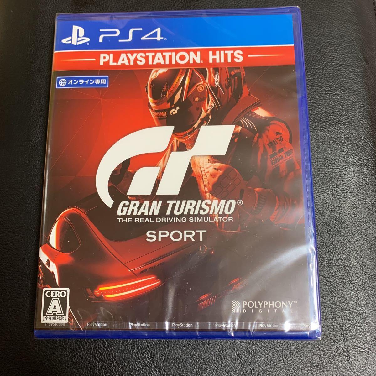 GRAN TURISMO グランツーリスモSPORT PS4