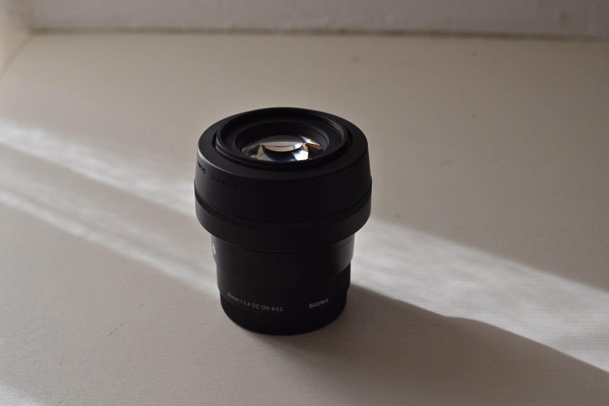 SIGMA 30mm f1.4 SONY用 中古