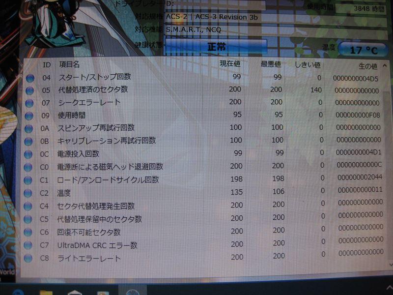 中古 WDC WD50EZRX-00MVLB1 5TB 3414942_画像9