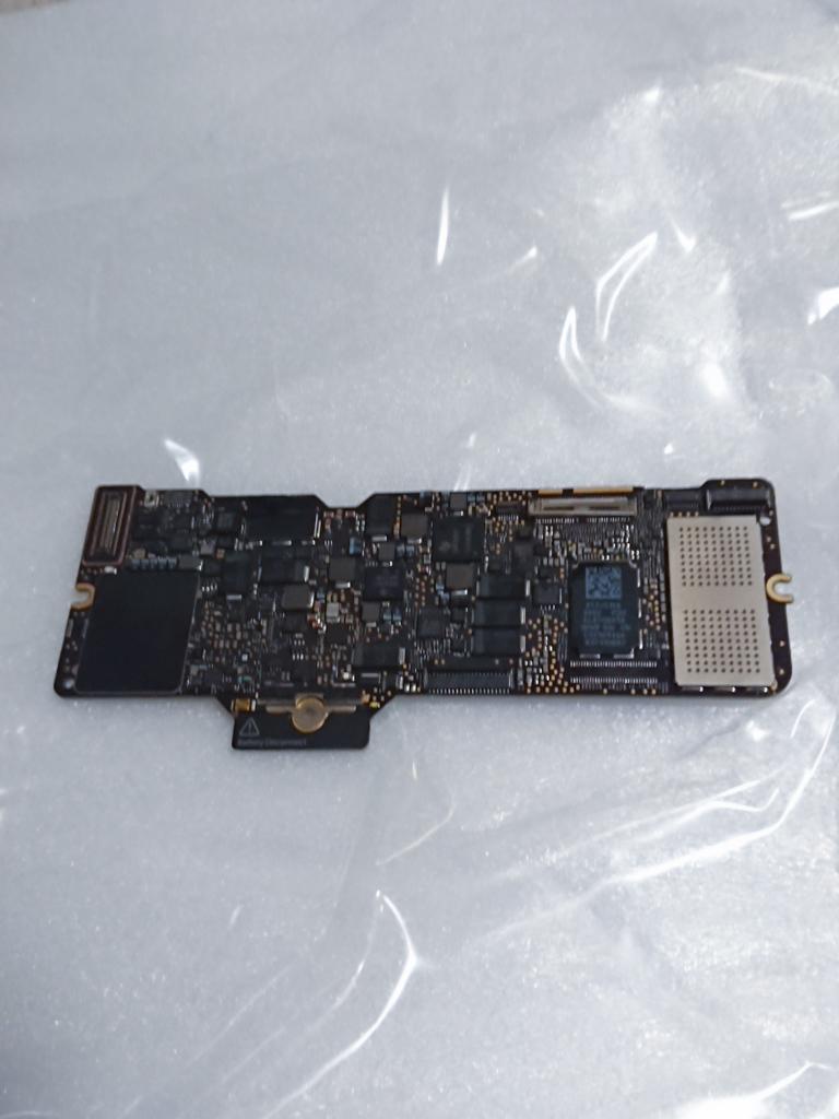 apple MacBook Retina 12-inch Early 2015 A1534 Logic Board ロジックボード 中古動作品 1.1GHz Core M 8GB 256GB マザーボード