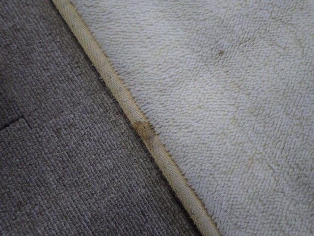 195【S.R】美品 ナショナル ホットカーペ 備長炭カーペ 2畳相当 DR5204C 取説付 カバー色 サンドベージュ 香川発_画像4