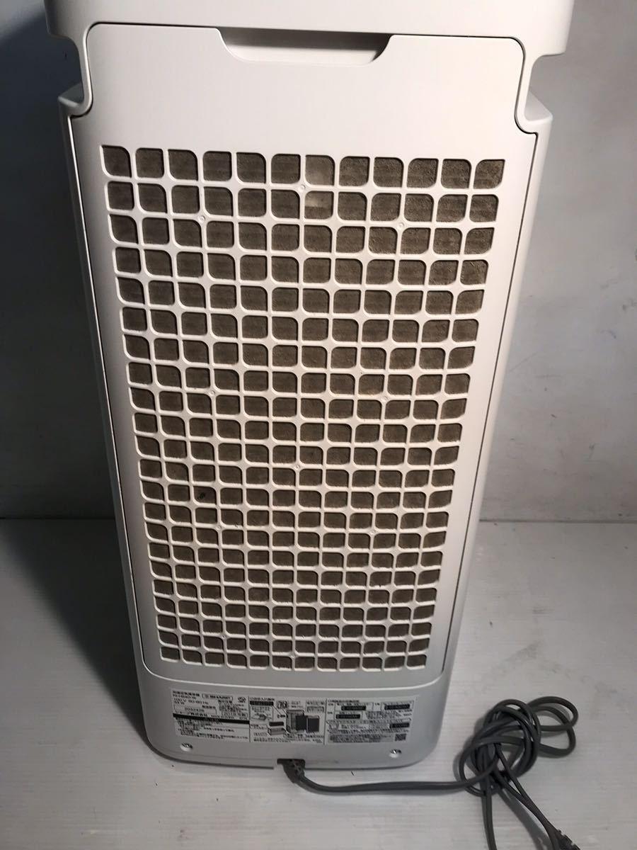 @SHARP プラズマクラスター 加湿空気清浄機 空気清浄 空気清浄機 KI-HS40-W 2018年製_画像5