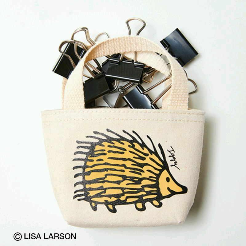 残1[セブンイレブン限定]steady(ステディ)LISA LARSON(リサラーソン)ボアバッグ+ポーチセット/2019年11月号増刊/付録/トートバッグ_画像5