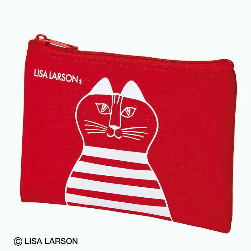 残1[セブンイレブン限定]steady(ステディ)LISA LARSON(リサラーソン)ボアバッグ+ポーチセット/2019年11月号増刊/付録/トートバッグ_画像6