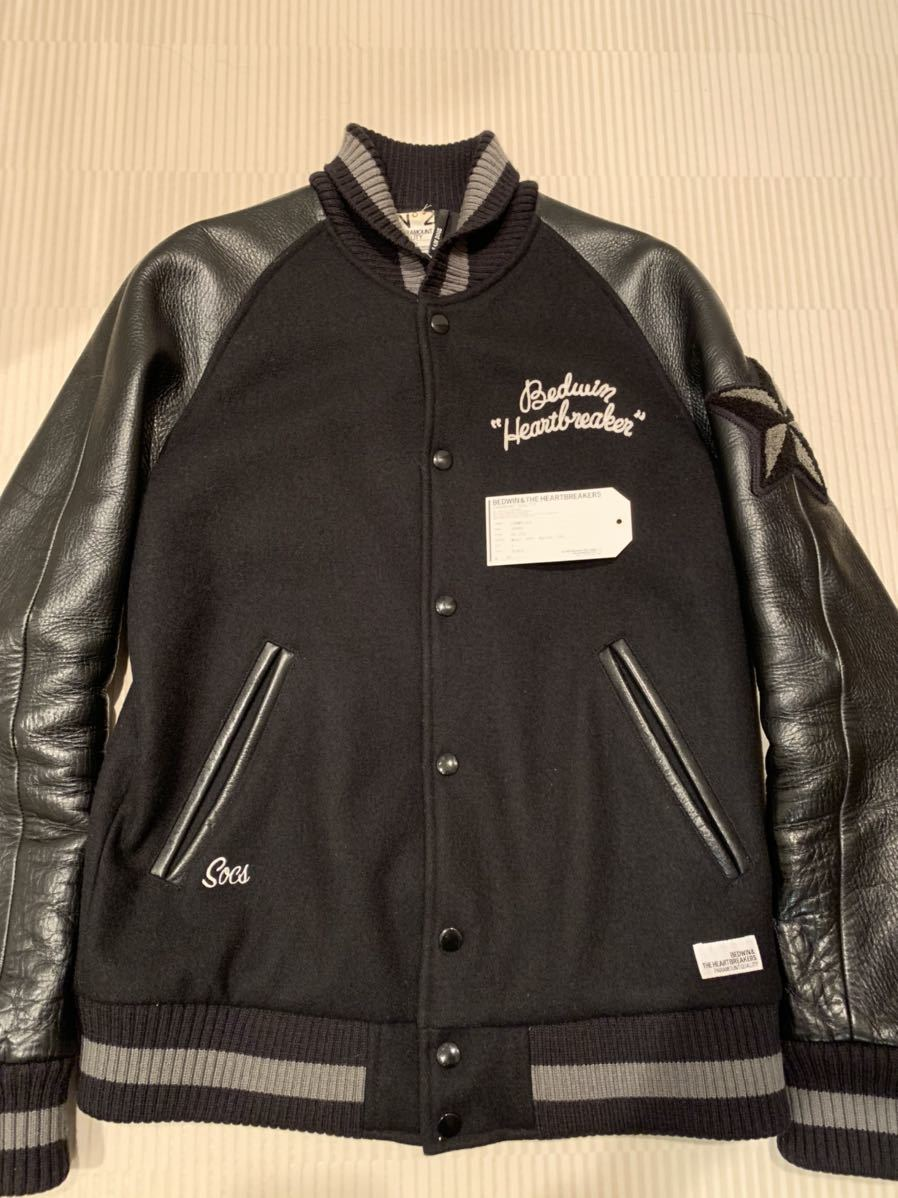 BEDWIN 09AW JERRY 2スタジャン