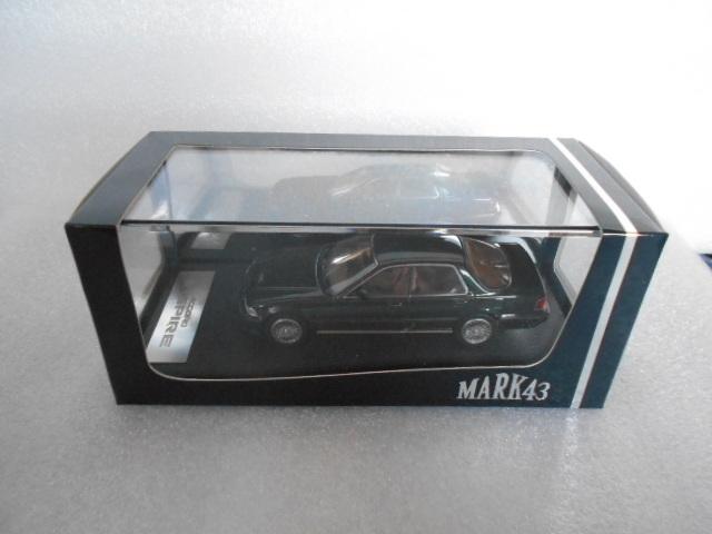 MARK43 モデル 1/43 ホンダ アコード インスパイア(CB5) AG-i スペシャルエディション ジュネーブグリーンパール_画像1