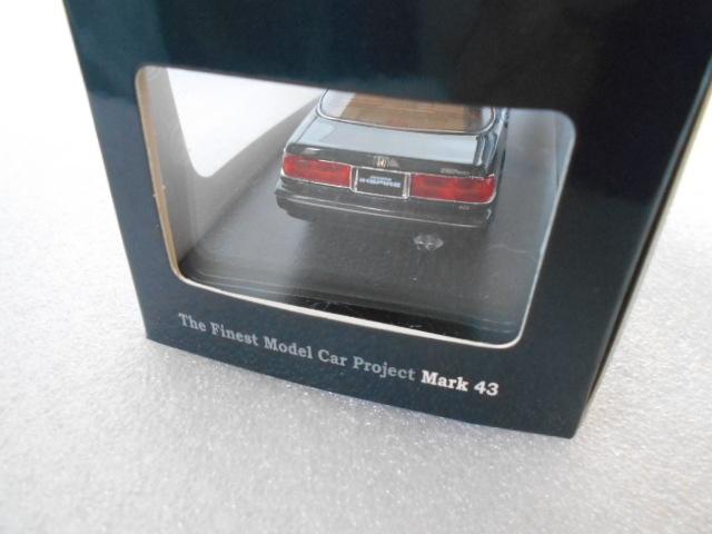 MARK43 モデル 1/43 ホンダ アコード インスパイア(CB5) AG-i スペシャルエディション ジュネーブグリーンパール_画像6