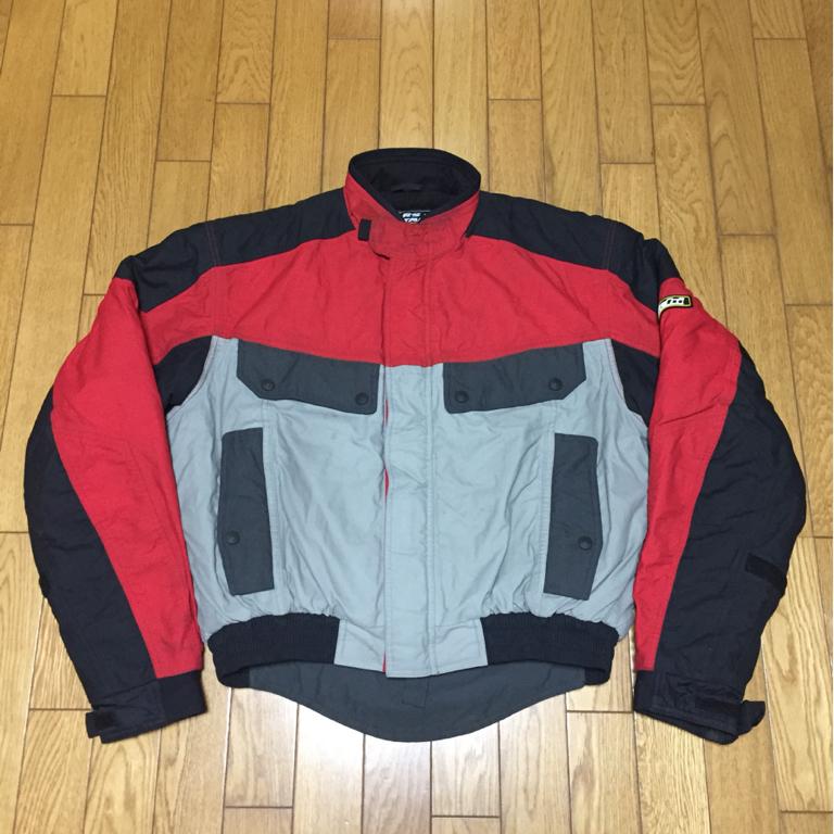 RS TAICHI RSタイチ アールエスタイチ ライディングジャケット ナイロンジャケット 冬用 中綿入り_画像1