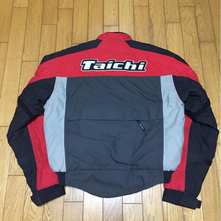 RS TAICHI RSタイチ アールエスタイチ ライディングジャケット ナイロンジャケット 冬用 中綿入り_画像2