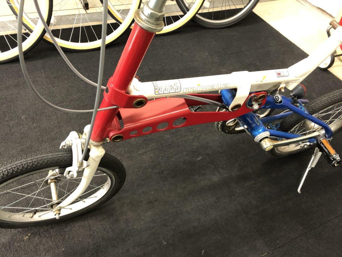 Miyata 折りたたみ自転車 _画像7