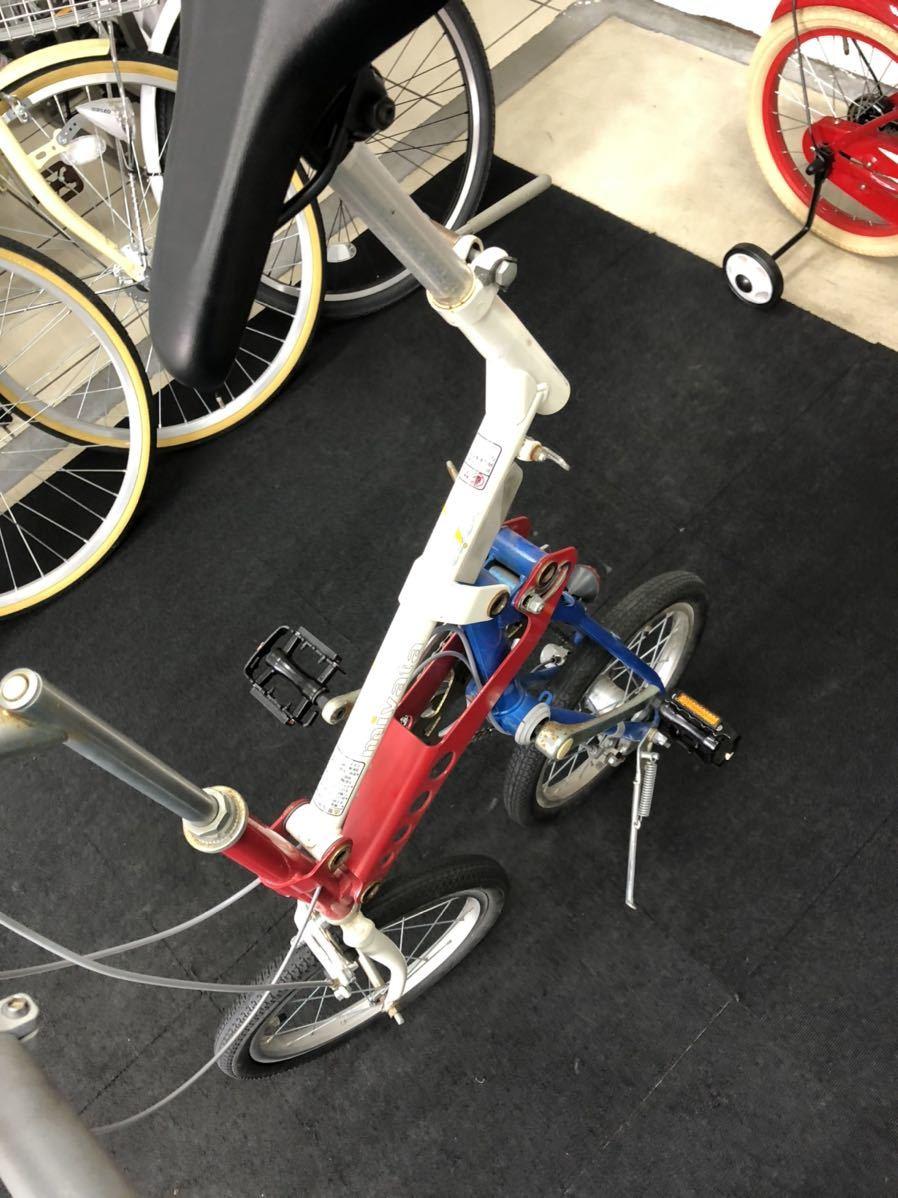 Miyata 折りたたみ自転車 _画像8