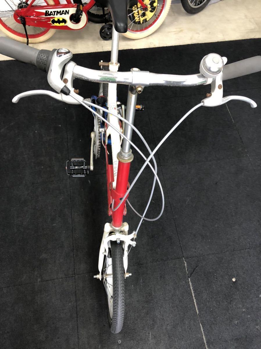 Miyata 折りたたみ自転車 _画像3