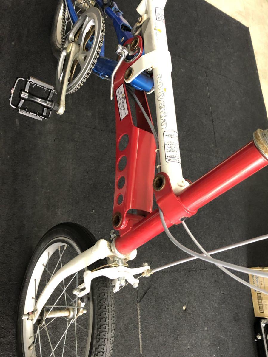 Miyata 折りたたみ自転車 _画像6