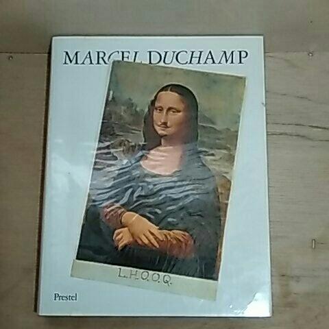 マルセル・デュシャン 作品集 Marcel Duchamp_画像1