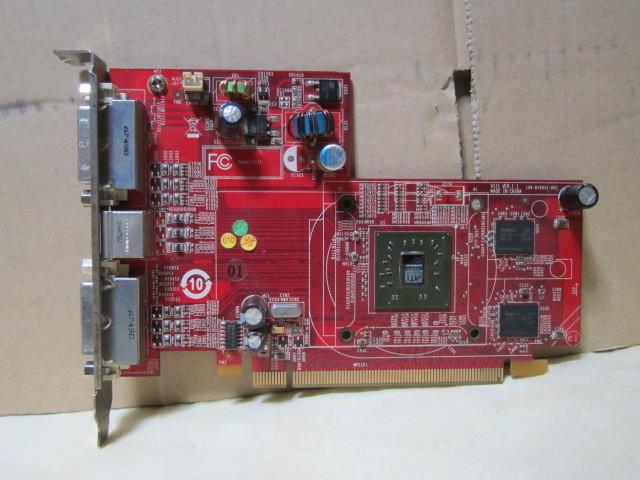 ★MSI V111 ATI Radeon HD2400 HD 256MB DDR2 PCI-E★_ファンがありません。