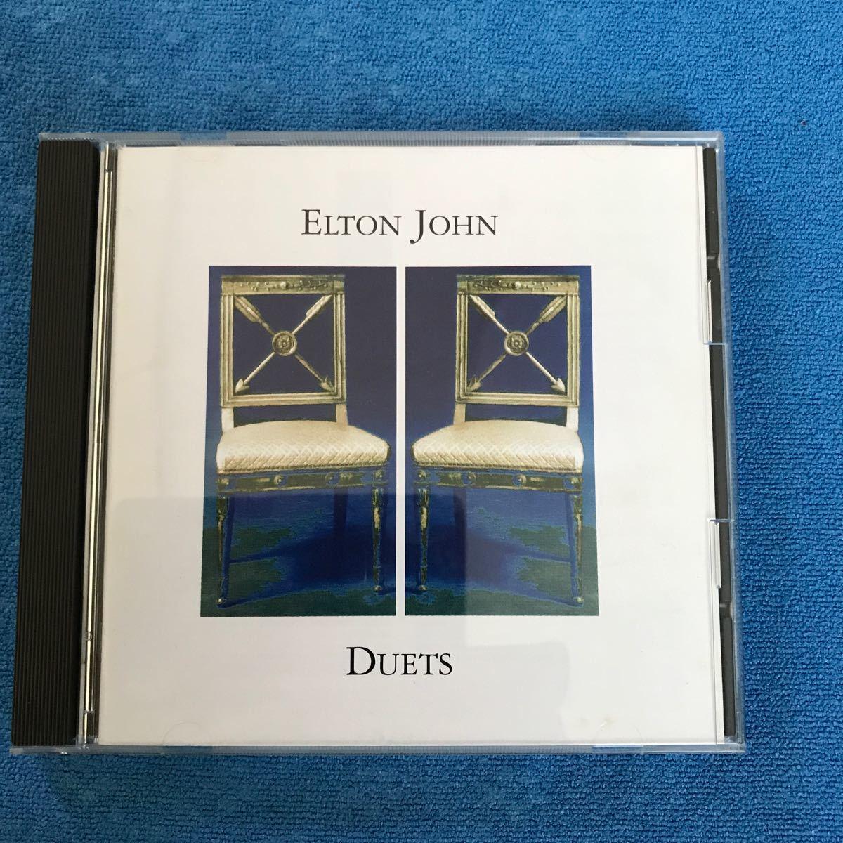 エルトンジョン CD   DUETS
