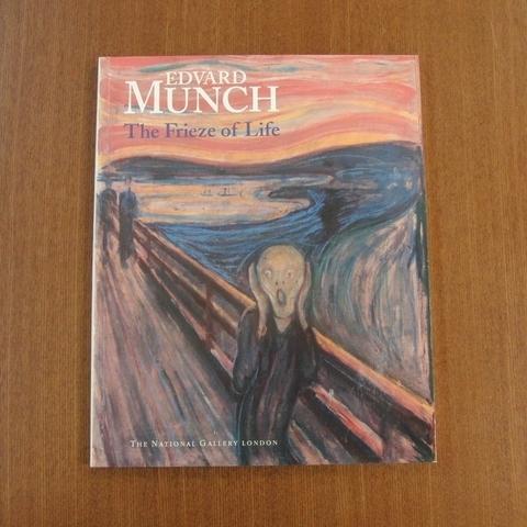 ムンク 作品集■図録 美術手帖 芸術新潮 和楽 太陽 版画 Edvard Munch The Frieze of Life_画像1