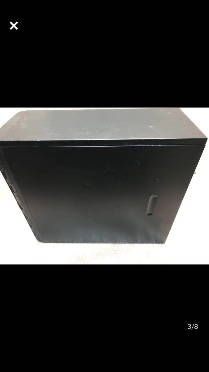 (72) corei7-3770 3.40GHZ メモリー2枚 パソコンPC ジャンク品_画像3