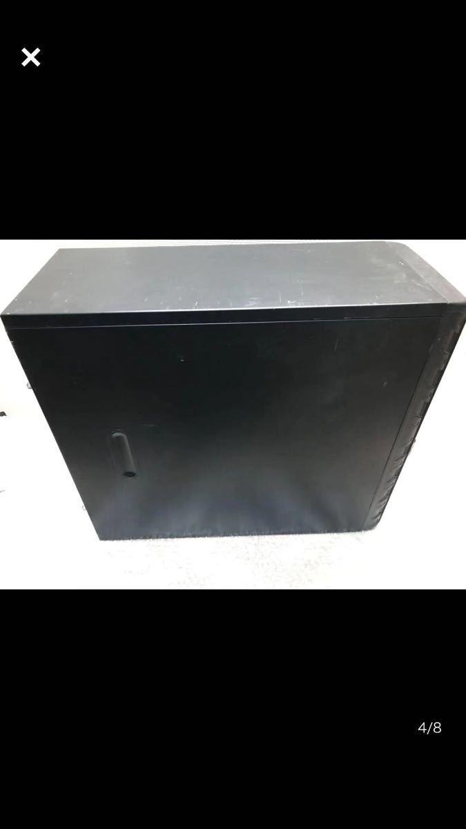 (72) corei7-3770 3.40GHZ メモリー2枚 パソコンPC ジャンク品_画像4