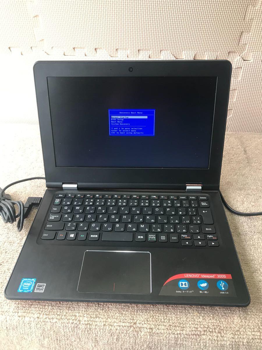(27) Lenovo 300S-11IBR ジャンク品