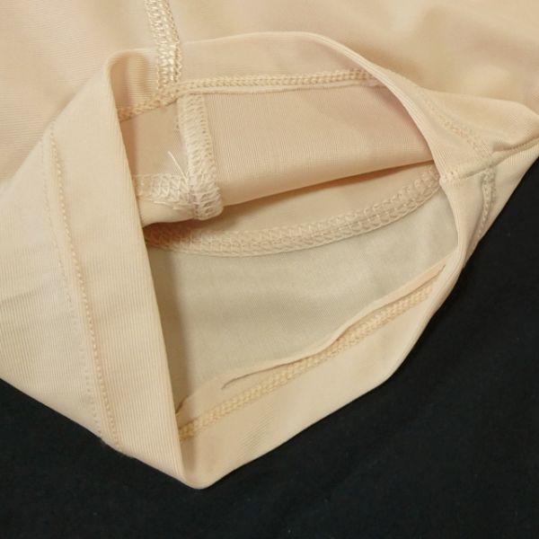 コスプレボディ補正☆インナー2.5点セット【80C・2XL】】シリコンバスト人工乳房パッドポケット付きブラ+ヒップパッド付きショーツ衣装下着_画像9