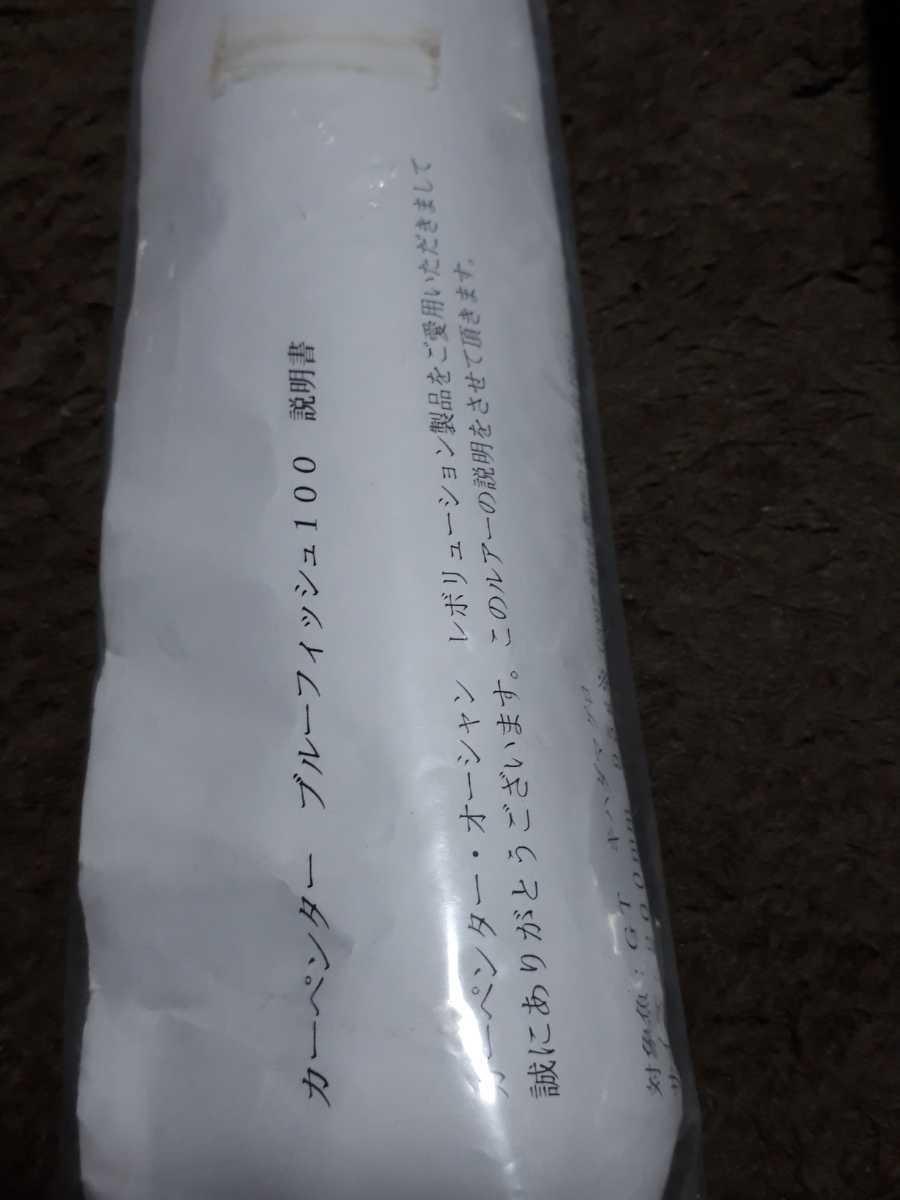 カーペンター ガンマ105 ブルーフィッシュ100 サンマ SOULS ST-66 ボウズ ドラグチェッカー_画像6