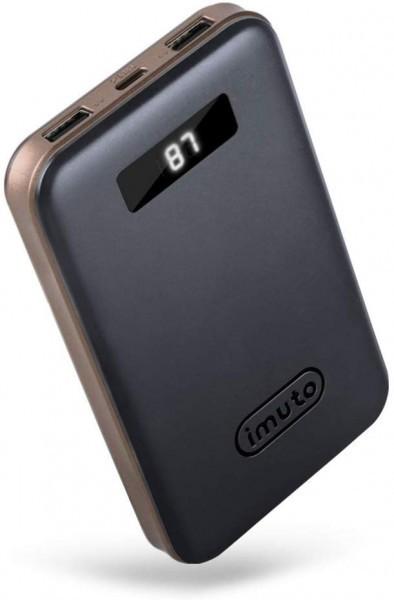 USB-C Power Delivery対応 モバイルバッテリー10000mAh PSE認証済み QC 3.0/2.0 USB急速充電 残量表示 パソコン 充電 バッテリー