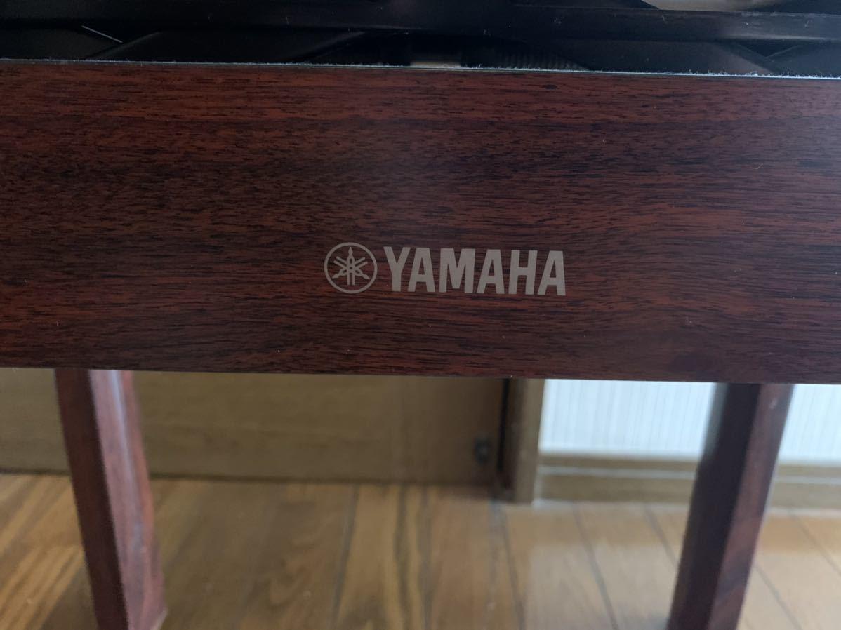 YAMAHA 電子ピアノ ピアノ椅子 高低 調整 未使用_画像3