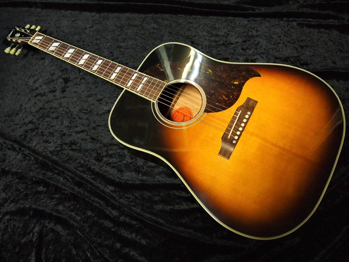 used美品 限定65本Gibson エレアコ 2016年製 Limited Edition 1962 Southern Jumbo サ