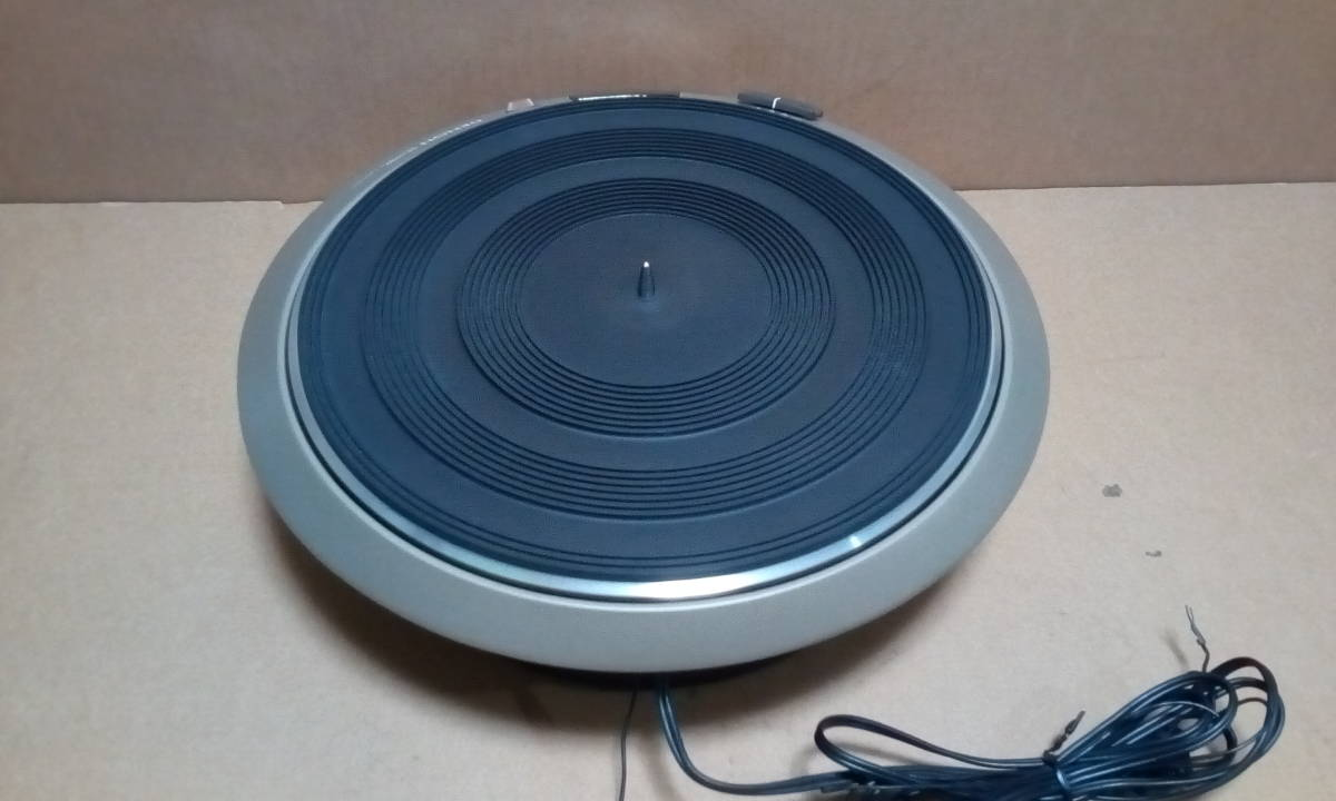 DENON 綺麗 ダイレクトドライブ・サーボターンテーブル DP-1000 ジャンク品_画像10