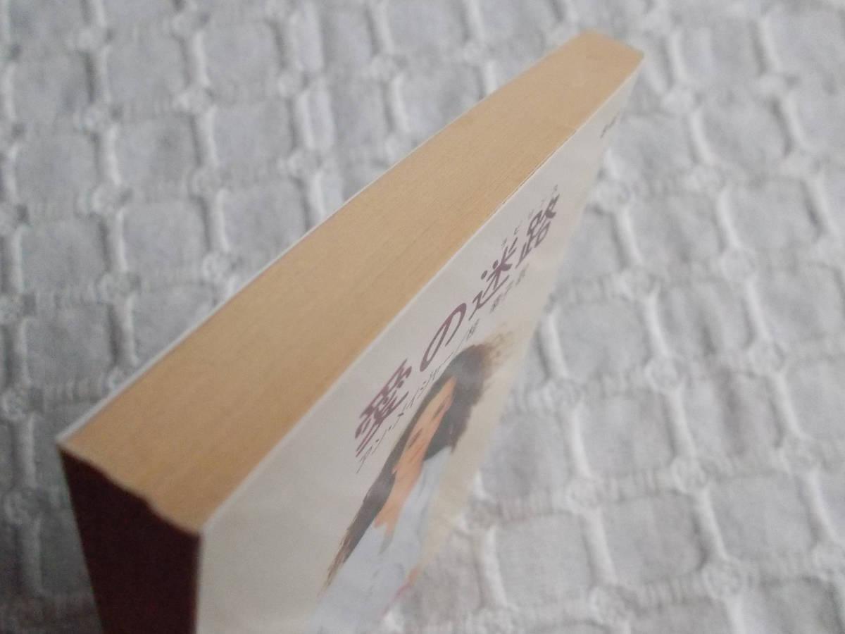 即決 ヤケ有 アン・メイジャー 愛の迷路(ラビリンス) クリックポスト可 ハーレクイン文庫 B-407_画像6