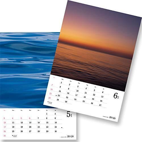 送料無料!!/写心家/U-Ske/2020/サーフィンフォトカレンダー/surf/waves/love/メール便対応 /自然や海のバイブレーションを感じる!_画像4