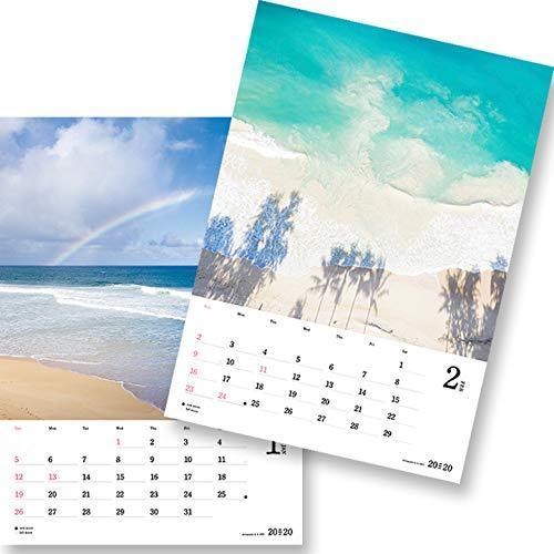送料無料!!/写心家/U-Ske/2020/サーフィンフォトカレンダー/surf/waves/love/メール便対応 /自然や海のバイブレーションを感じる!_画像2
