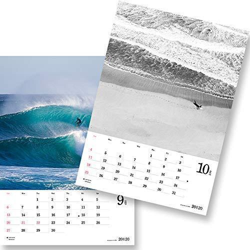 送料無料!!/写心家/U-Ske/2020/サーフィンフォトカレンダー/surf/waves/love/メール便対応 /自然や海のバイブレーションを感じる!_画像6