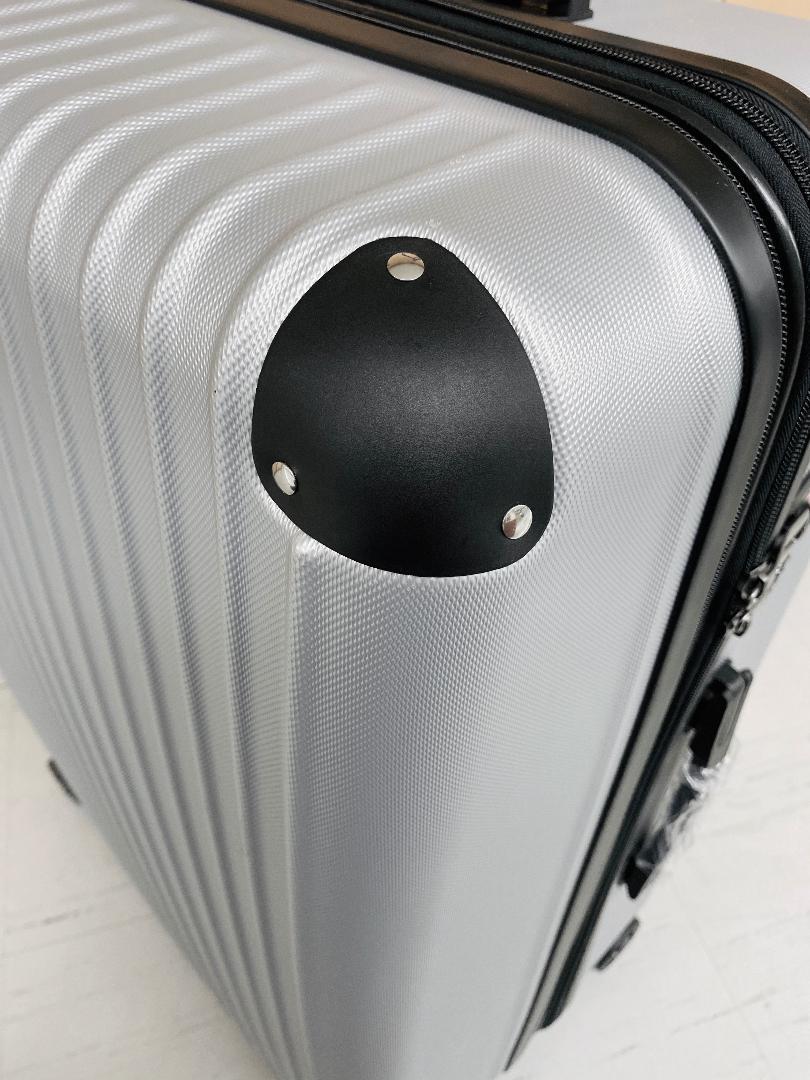小型軽量スーツケース8輪静音キャリーバッグ 機内持ち込みSサイズ 黒_画像5