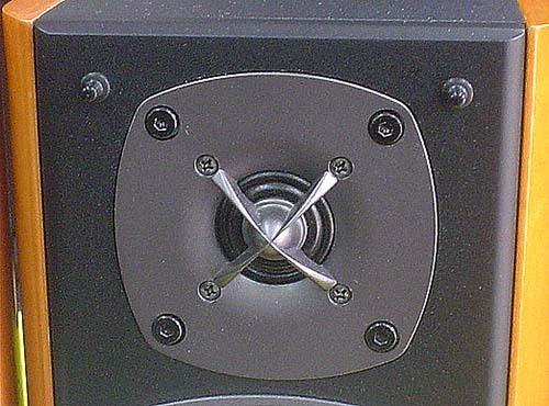 ONKYO/コンパクトサイズ・スピーカーシステム『D-112E』×2_画像7