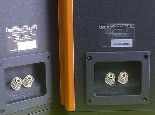 ONKYO/コンパクトサイズ・スピーカーシステム『D-112E』×2_画像8