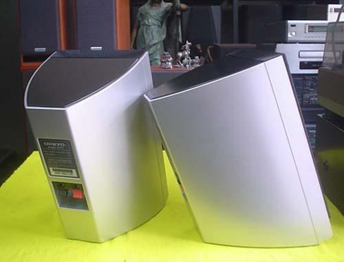 ONKYO/コンパクトサイズ・スピーカー『D-T1』×2_画像4
